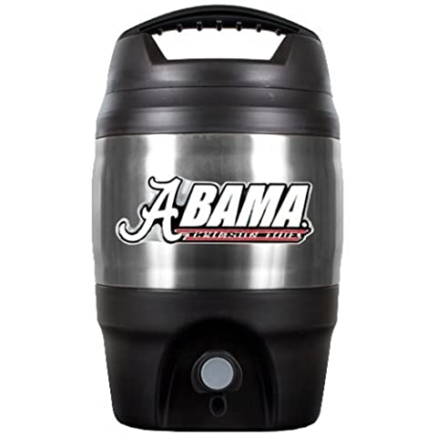 NCAA Alabama Crimson Tide Tailgate Jug, 1 gallon, Multi by Great American Products