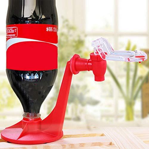 Ballylelly Portátil de beber gaseosas Coca-Cola Partido Gadget potable dispensador de agua de la máquina