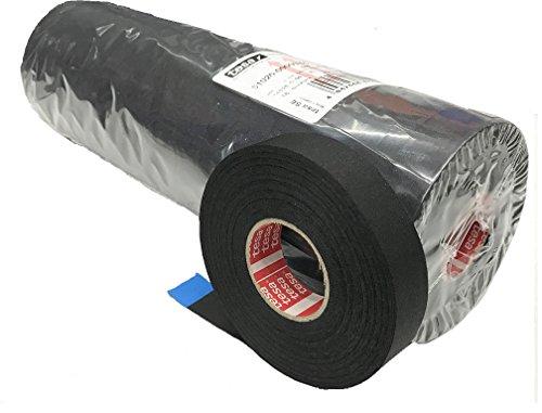 Preisvergleich Produktbild Tesa 51026 19mm x 25m Hitzebeständig PET-Gewebeband Isoband Klebeband von Motorraumkabelsätzen