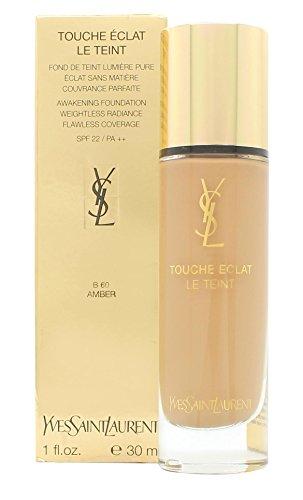 Yves Saint Laurent Touche Eclat Le Teint B60 Amber 30ml - fondotinta fluido
