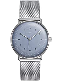 Junghans max bill Handaufzug Armbanduhr 027/3600.44