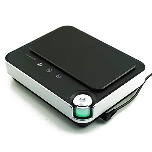 DXDCB Auto-Luftreiniger mit Filter, tragbarer Geruchsallergie-Eliminator for Raucher-Rauch-Staub-Haustier-Reise -