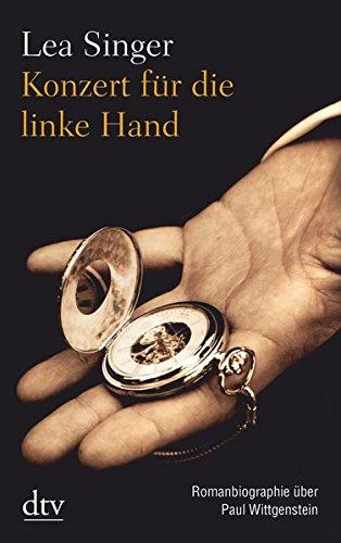 Buchseite und Rezensionen zu 'Konzert für die linke Hand: Roman' von Lea Singer