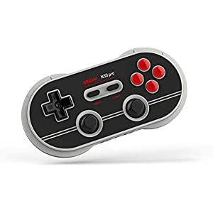 8Bitdo N30 2 Pro Wireless Gamepad Controller für PC Android iOS Mac