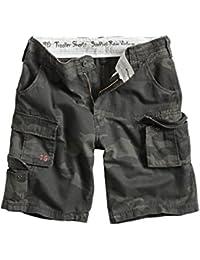Surplus Short Hommes Trooper - Homme, Blackcamo, 70 (Taille fabricant: 6XL)