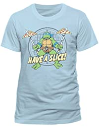 Les Tortues Ninja - T-Shirt Have A Slice