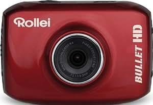 Rollei Youngstar Actioncam, Action-, Sport- und Helmkamera, ideal für Kinder und Jugendliche - Rot