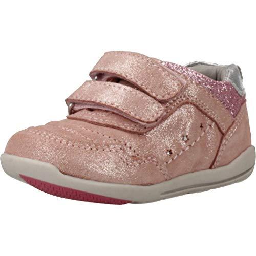 CHICCO - Zapato Chicco 58479 100 G8 Cuero Niñas color: ROSA talla: 23