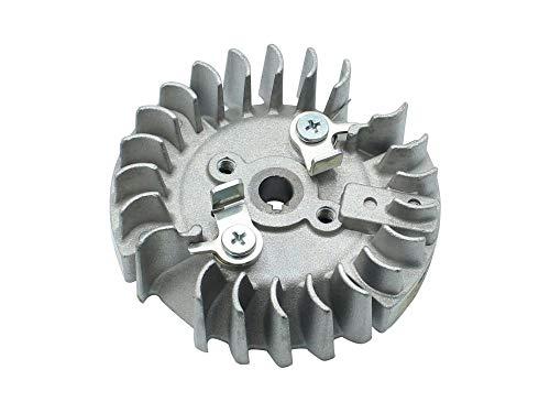 Schwungrad mit Metallklinke passend Scheppach CSH46 Motorsäge