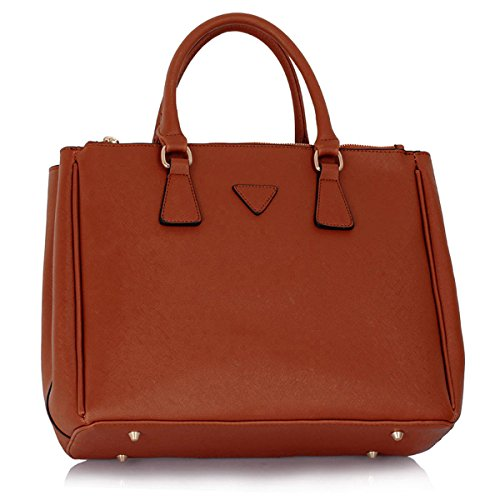 Xardi London, Borsa tote donna Brown