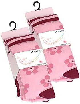 2'er oder 4'er Set Kinder Strumpfhosen, Baumwolle (Öko-Tex Standard 100 Zertifiziert) original VCA®