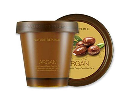 Natur Republik Argan Essential Deep Care Hair Pack 250g