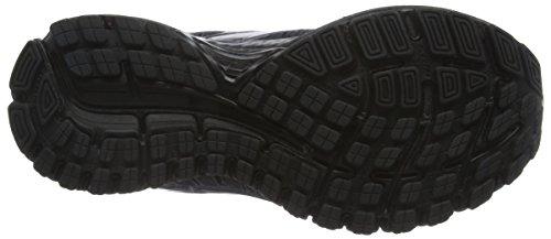 Brooks Adrenaline GTS 16 - Scarpe da Corsa Donna Nero (Black/Anthracite)