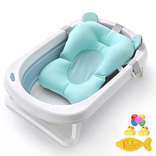 Baby Badewanne Bett Sitz, Bad Sicherheit Pad Anti Rutsch Sicherheit Ring Duschwanne, Neugeborenen Bad Stuhl Badewanne mit Saugnäpfen, geeignet für Neugeborene Kind (Saugnäpfe Badewanne Sitz)