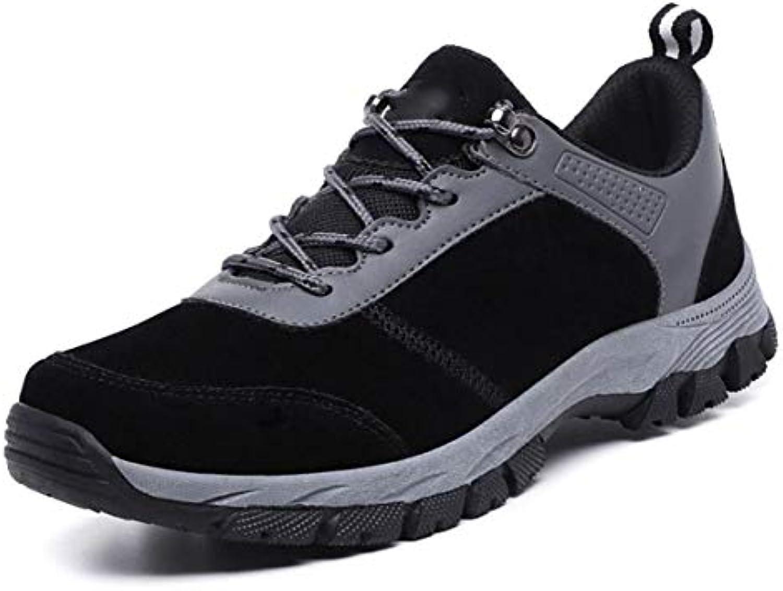 UCNHD Scarpe Trekking Scarpe da Uomo Comode Scarpe da Trekking per Esterni Impermeabili con Scarpe   Materiali Di Prima Scelta    Uomo/Donna Scarpa