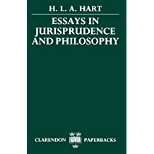 Essays in Jurisprudence and Philosophy by H. L. A. Hart (1984-01-19)