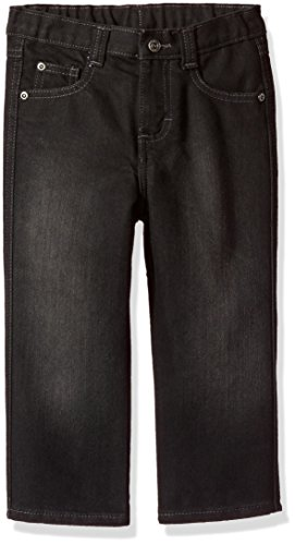 Wrangler Jungen   Jeans  -  schwarz -  (Kinder-jeans Wrangler)
