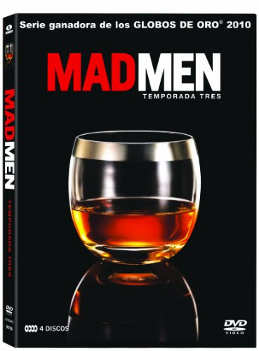Mad Men - Temporada 3 [DVD]