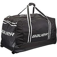 Bauer 650 Wheelbag ( Medium ), Größe:M;Farbe:schwarz/rot