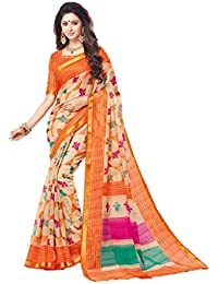 Design Willa Silk Cotton Saree (Samu3236_Multi-Coloured)