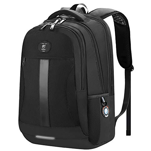 d50cf93ca06f Laptop Backpack, Anti-Theft Business Travel Work Computer Rucksack with USB  Charging Port, 15.6-17 Inch Water Resistant Large College/High School Bags  ...