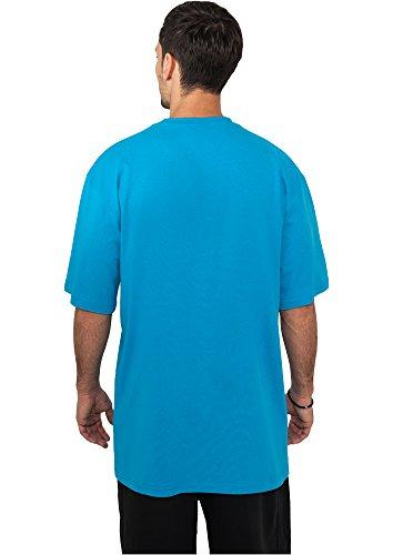 URBAN CLASSICS - Tall Tee (turquoise) Turquoise