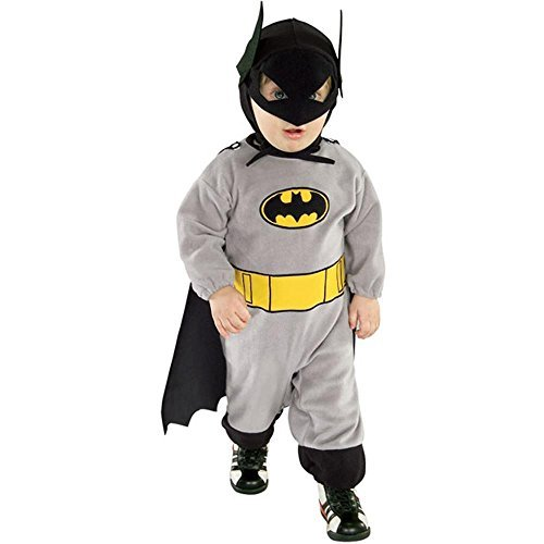 Boy Batman Disfraz de Halloween (6 - 12 Meses) ()