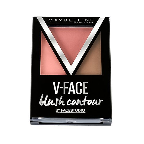 Maybelline New York Face Studio Contouring Blush, Brown, 4g