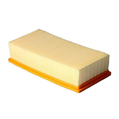 VACFIT pour élément de Filtre pour aspirateur Karcher Nt65/2 Nt72/2 Nt75/2 Filtre à air de Nettoyage Appliance pièces 1 Lot 1pcs