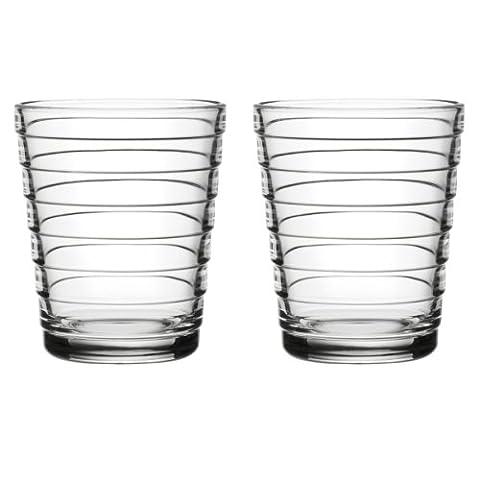Iittala Aino Aalto 22cl Clear Medium Tumbler