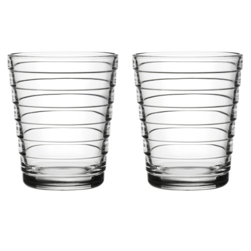 Iittala 1008545 Gläser-Set Aino Aalto 2-teilig 0,22 L, klar