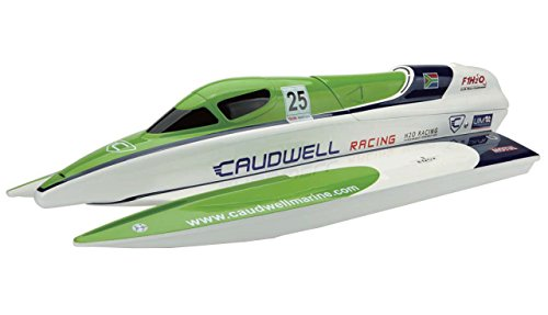 Amewi 26057 Boot F1 ARTR Caudwell Racing-AMX Boat line Preisvergleich