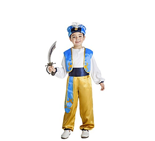 Disfrazzes Kostüm von Aladdin (Weihnachtsseite) 5-6 Jahre