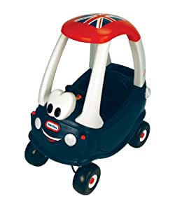 Little Tikes Union Jack Cozy Coupe Ride-on
