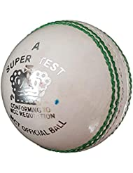CA Super Test White Match Ball