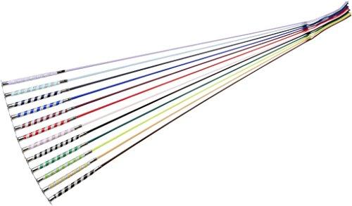 """USG Dressurgerte \""""Shiny\"""", Länge 100 cm, grün"""