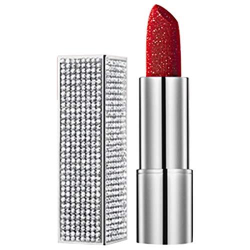 Precioul Star Diamond Shine Lippenstift Lippenstift wasserdicht, niedlicher Lippenstift High Speed Datenspeicher Stick Flash Pen Disk