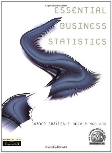 Essential Business Statistics PDF Books