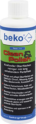 BEKO 29947250 TecLine Clean & Polish 250 ml