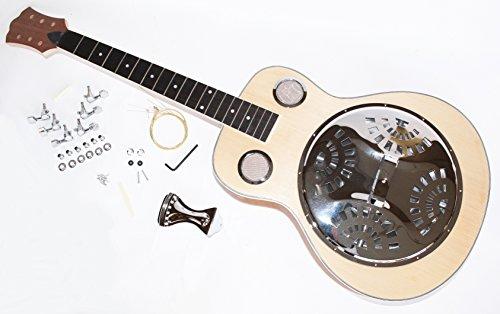 Bausatz Resonator Gitarre