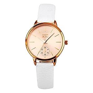 Eton señoras Reloj de–3278l-wt