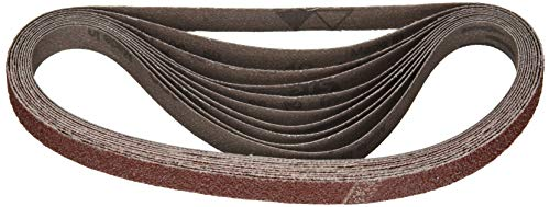 Piranha von Black+Decker Schleifband-Sparpack (3x 40, 4x 60, 3x120, KA900E/BD280/BD282E/BD290/BD292E/KA290/KA292E/KA900E) X33466