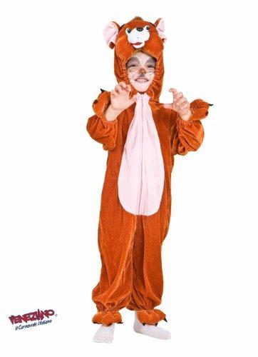 Costume Topo Gerry Tg.3Anni