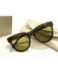 Lunettes de Soleil Polarisées Wayfarer 2017 New ACETATE OPTICAL GLASSES man Sunglasses for Jinnnn Fox Eyeware-White frame Transparent lenses GCQQURC8fA