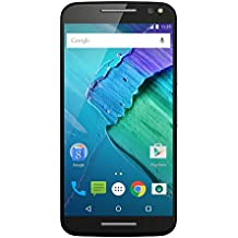 "Motorola Moto X Style - Smartphone de 5.7"" (Hexa Core a 1.8 GHz, 3 GB de RAM, 32 GB de memoria interna, Android), color negro"