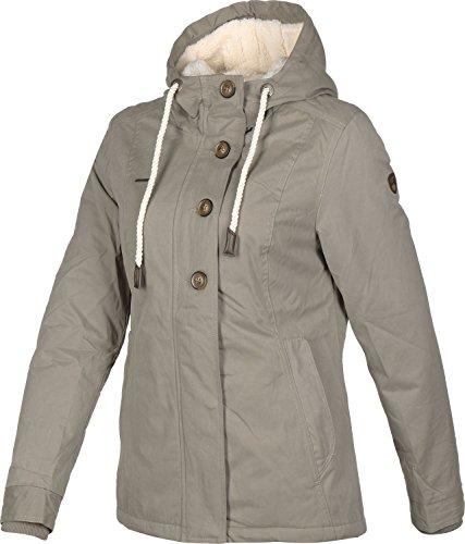 Ragwear Lynx Jacket Black Beige