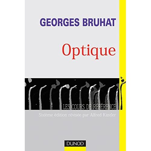 Georges Bruhat : Optique