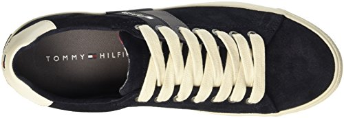 Tommy Hilfiger V2285olley 5b, Scarpe Low-Top Uomo (MIDNIGHT)