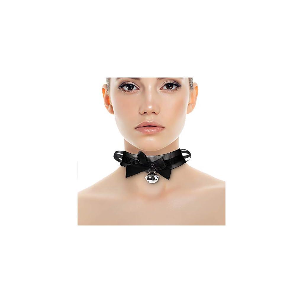 Proxoxo SM Halsband Bondageset Sex Fesseln Lace