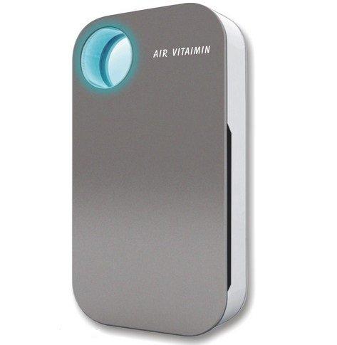 Express Panda® Viajes Purificador de aire | Ionizador portátil para limpiar el aire en el interior...